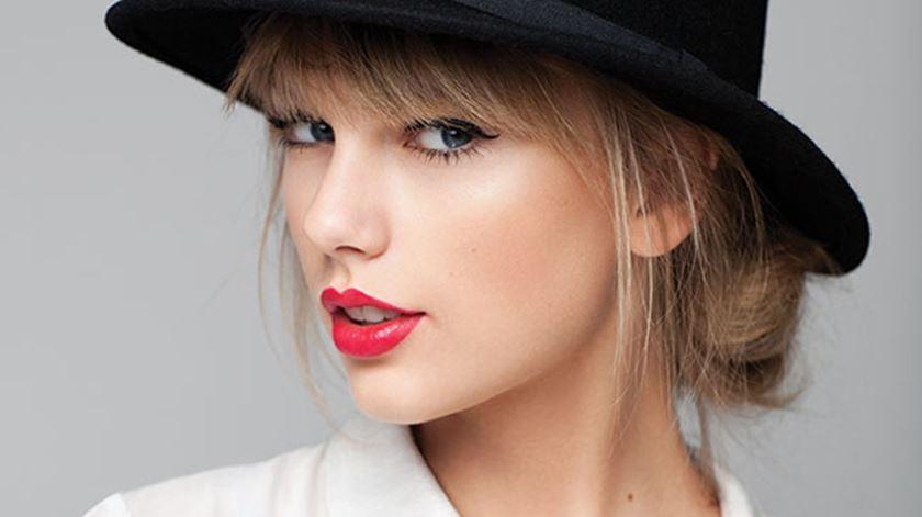 Taylor Swift anuncia primeiro concerto em Portugal