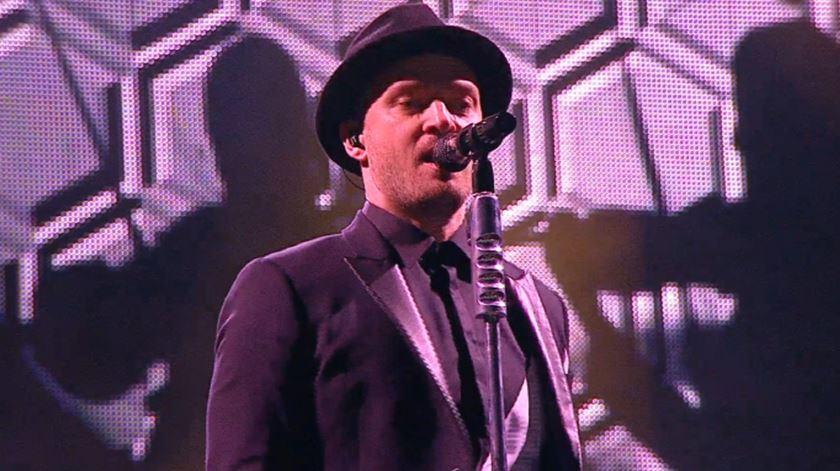 Timberlake fecha RIR com chave de ouro