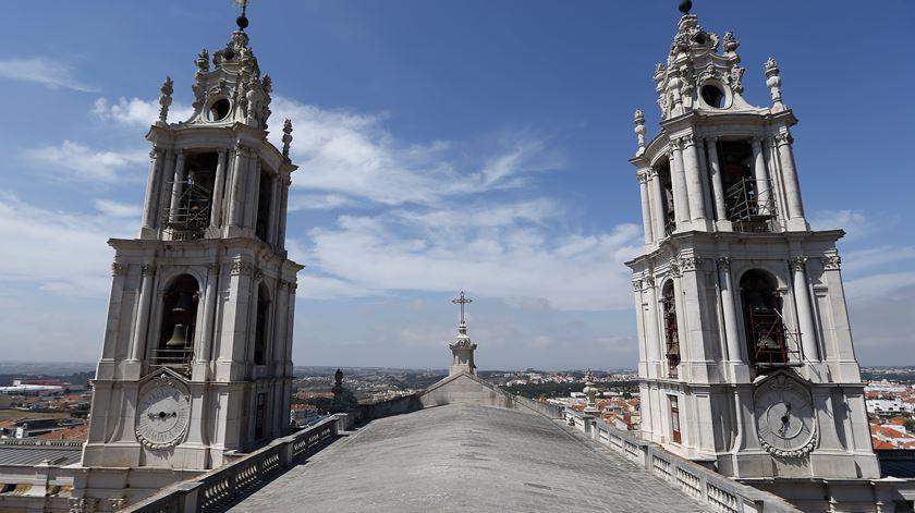 Palácio, Tapada e Jardim do Cerco de Mafra propostos para património nacional