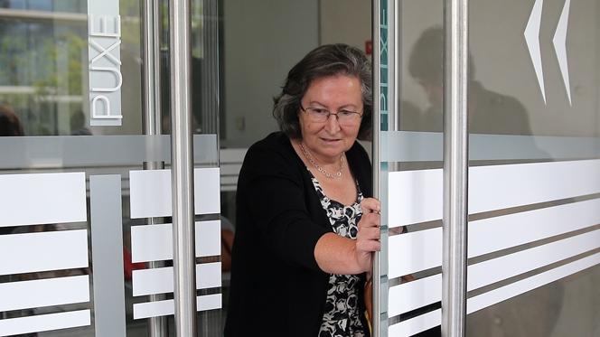 """Condenada. Ex-ministra """"muito mal impressionada"""" com a justiça"""