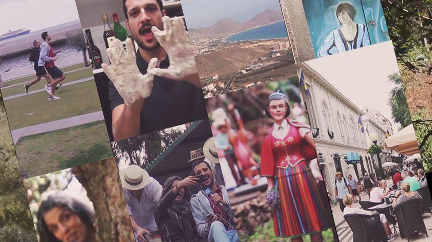 O melhor de uma semana na Madeira com a Renascença