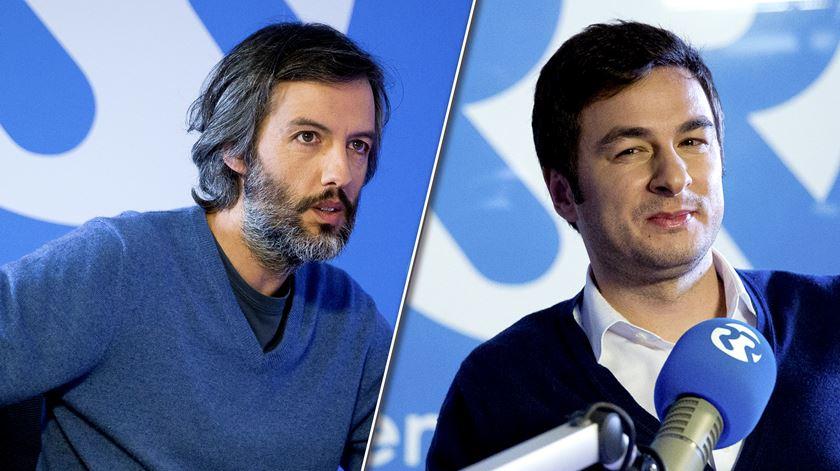 Ouça o debate entre Henrique Raposo e Jaciinto Lucas Pires