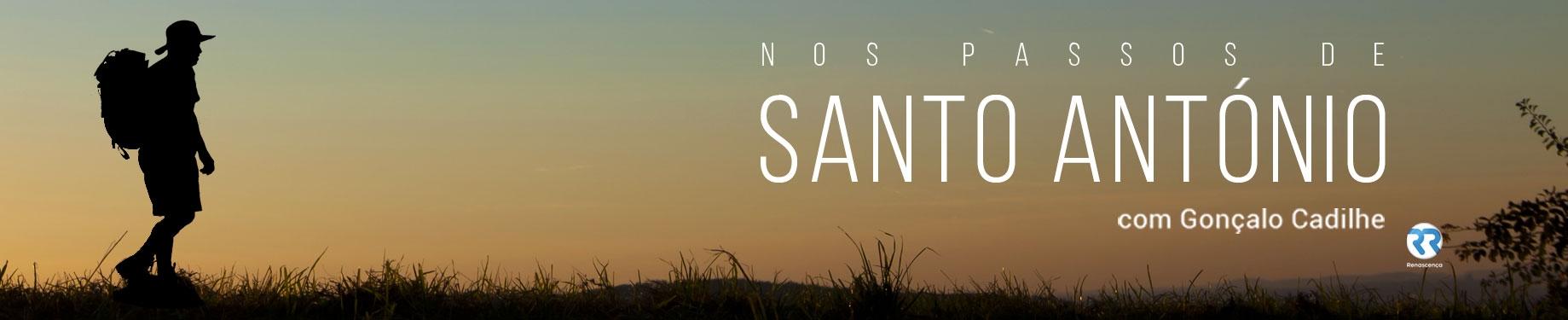 Nos passos de Santo António