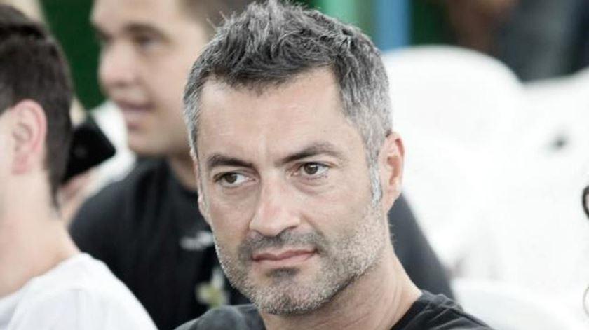 Vítor Baía foi capitão do FC Porto. Foto: Fundação Vítor Baía