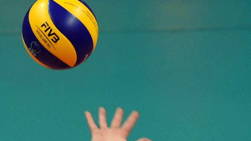 Voleibol. Guimarães derrota Esmoriz