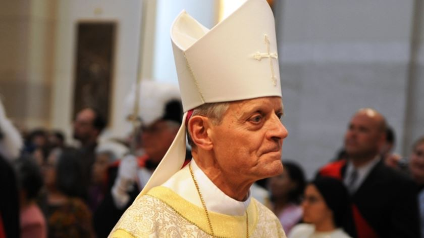 Cardeal Donald Wuerl, de Washington, próximo da resignação. Foto: DR