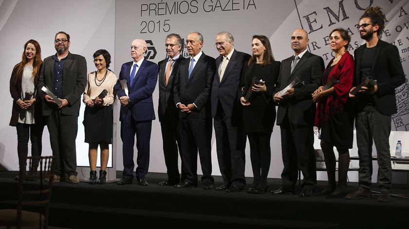 "Jornalista da Renascença ""bisou"" prémio Gazeta Multimédia"