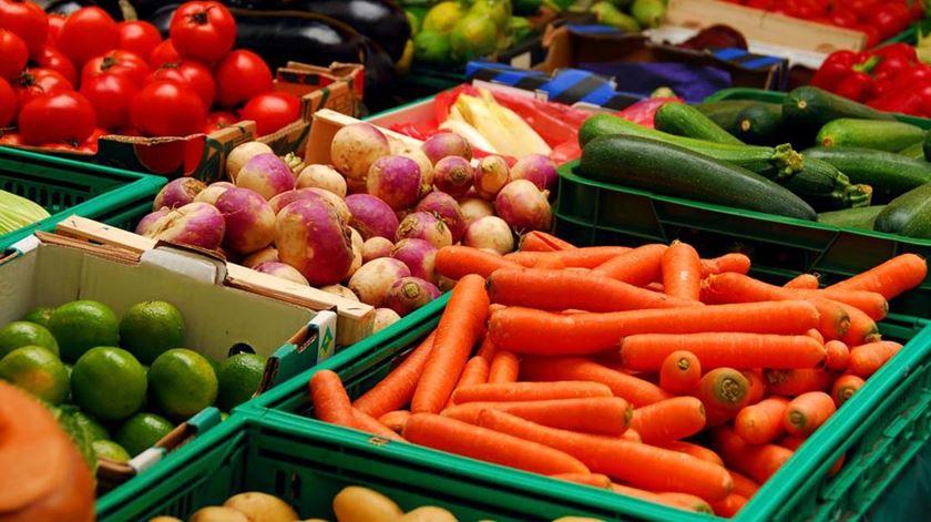 """Fruta, legumes e água. """"Comer melhor é uma receita para a vida"""", diz DGS"""