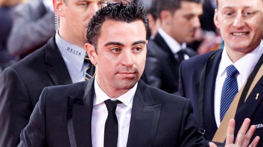 Xavi Hernández doa um milhão de euros a hospital de Barcelona